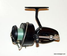 This Old Mitchell 300 Fishing Reel is used and is the Classic Egg Shaped Reel with three screw cover plate.Whether you like Salt Water or Fresh Water Fishing the Mitchell 300 is a great choice spinning reel.This Garcia Mitchell 300 functions well but does have finish loss so please look at the pictures carefully.Vintage Fishing ReelManufacture : MitchellModel : 300Made in FranceYear : 1972Condition : Used $24.99