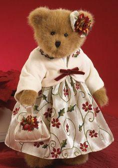 Boyds Bears Plush Teddy Bears                                                                                                                                                                                 More Teddy Bear Names, My Teddy Bear, Cute Teddy Bears, Bear Toy, Love Bear, Big Bear, Big Plush, Christmas Teddy Bear, Boyds Bears