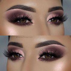 Gorgeous Chic Smokey Eye Makeup Ideas That Looks Great ! wunderschöne schicke smokey eye make-up-ideen, die toll aussehen Gorgeous Chic Smokey Eye Makeup Ideas That Looks Great ! Eyeliner, Smokey Eyeshadow, Smokey Eye Makeup, Eyeshadow Makeup, Pink Eyeshadow, Maybelline Eyeshadow, Concealer, Bold Eye Makeup, Airbrush Makeup