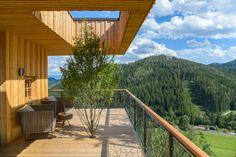 Imagen 19 de 29 de la galería de Cabañas Deluxe de Montaña / Viereck Architects. Cortesía de Viereck Architects