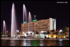 Hotel .  Tripoli , Libya  الفندق الكبير