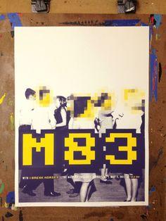 M83 - I Break Horses