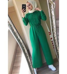 Image may contain: 1 person Hijab Fashion Summer, Modest Fashion Hijab, Modern Hijab Fashion, Modesty Fashion, Hijab Fashion Inspiration, Muslim Fashion, Fashion Dresses, Hijab Outfit, Hijab Stile