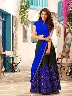 210f9a5e17 new indian pakistani Banglory cotton With Embroidery lehengha bollywood  stayle14 #krishacreation #salwarkameez Pakistani Bridal