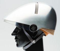 1 | Philippe Starck Bike Helmet Looks Like Space-Age Riot Gear | Co.Design | business + innovation + design