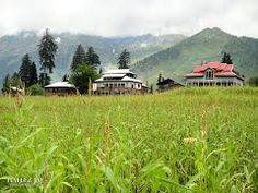 Panoramio - Photo of Neelam Valley (Arang Kel )