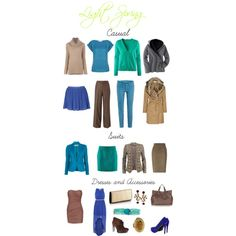 light spring dark colors by sabira-amira on Polyvore
