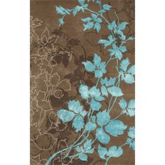 Brown And Teal Rug For The Living Room. Nice | Decor   Living Room |  Pinterest | Teal Rug, Teal And Living Rooms