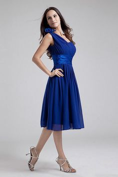 Blue Bridesmaid Dress ~ Doctor Who Inspired Wedding