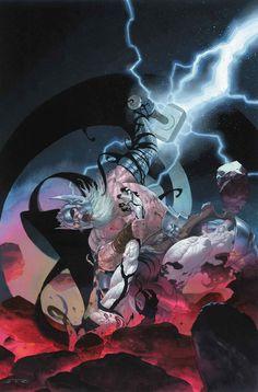 Thor: God of Thunder 10 Cover: Odin, Gorr Marvel Comics Poster - 30 x 46 cm Comic Book Characters, Marvel Characters, Comic Character, Comic Books Art, Marvel Villains, Marvel Comics Art, Marvel Heroes, The Mighty Thor, Comic Kunst