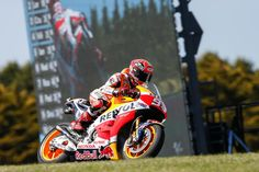 Pole Position... 2015 MotoGP Rd.16 Australia GP, Qualifying No.2.