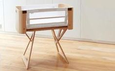 BEDNEST   This practical bednest crib allows your baby to sleep beside your bed and the panels make it easy for you to see, touch and care for them. Ships for free in EU.