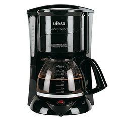 Oferta: 27.10€ Dto: -15%. Comprar Ofertas de Ufesa 50 CG7231 - Cafeteras de goteo, 800 W, capacidad de 10 tazas, color negro barato. ¡Mira las ofertas!