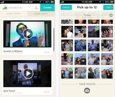 Animoto creates videos from selected images and pictures on the web. Teachers can use this tool to create lesson that will engage students in learning. Students can use Animoto to create projects that require video.