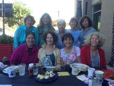 celebrate with great friends on the NOSH patio. Happy Birthday!