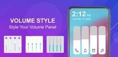 Latest  Android App 2019: Which is the best app for a customized slider volu... Andriod Apps, Latest Android, Phone Themes, Listening To Music, Tool Design, Sliders, Bar Chart, Good Things, Bar Graphs