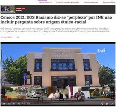 Se os CENSOS são a «verdade possível» para conhecermos, o melhor possível, a situação real de um país. Se nos nossos censos omitirmos questões, se deturparmos as suas informações, então, em breve, será impossível falarmos de... Portugal.