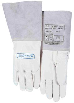 69.80$  Buy now - http://aliv8n.shopchina.info/1/go.php?t=32347424482 - Leather Work Glove TIG MIG Welding Gloves Leather Driver safety Gloves Grain Goat Leather TIG MIG  Welding Glove 69.80$ #aliexpress