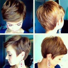 25  Cute Pixie Haircuts | http://www.short-hairstyles.co/25-cute-pixie-haircuts.html