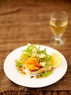 smoked salmon & avocado salad | Jamie Oliver | Food | Jamie Oliver (UK)