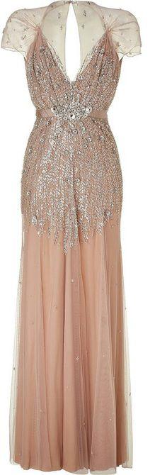 Elegant dress - Gatsby party
