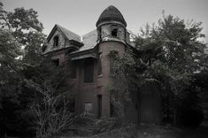 The Bailey House in Hartford, Connecticut. Which Inspired The TV Show American Horror Story