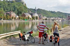Langs de Maas 8 dagen fietsen Vanaf Maastricht door de Ardennen naar Sedan