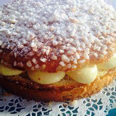 La tarte tropezienne - Révision CAP Pâtissier