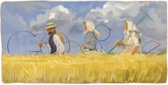155th anniversary of the birth of Anna Ancher                                                                                                                                                                                 More
