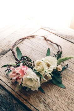 Flower crown babys breath wedding hair accessories boho flower find the most gorgeous hawaii california portland vancouver weddings and elopements pacific wedding curates the best inspiration love stories and mightylinksfo