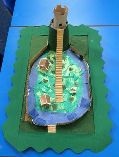 Motte and Bailey castle craft
