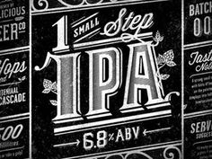 Homebrew Beer Label by Josh Smith