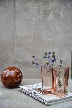 Hunch, styling  Alvar Alto vase