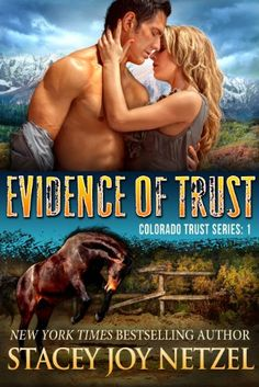 Free Kindle Book For A Limited Time : Evidence of Trust (Colorado Trust Series Book 1) by Stacey Joy Netzel