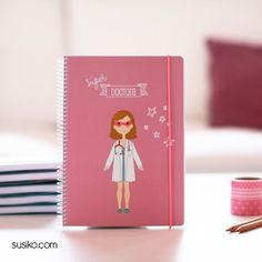 cuadernos profesiones