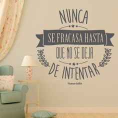 Nunca se fracasa                                                                                                                                                                                 Más Mr Wonderful, Matching Quotes, Chalk Wall, Life Motivation, Paper Cards, Wise Words, Hand Lettering, Life Quotes, Ideas Para