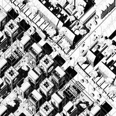 """© Constantino di Sambuy  """"Battle of the Generic"""", recherche architecturale"""