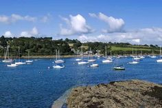 The Helford River is one of Cornwall's sanctuaries of calm and tranquillity. Our Helford Haven Soap brings you to a place of soothing and restoration to help escape life's passing storms. The healing benefits of calendula and the deep moisturising effects of coconut milk will give your skin a big dose of TLC and the nourishment to help you feel rejuvenated again!