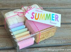 Summer S'mores Kits