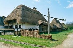 Skanzen Hungarian Open Air Museum - just outside Szentendre Budapest Travel, Budapest Hungary, Eastern Europe, Small Towns, Romania, Festivals, Google Search, Rural House, Houses