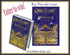 Enter to win #TheMarvels prize pack, including a $25 Visa gift card.