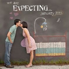 We are expecting