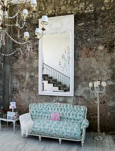 This is shabby chic