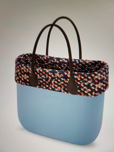 O Bag, Goodie Bags, Designer Bags, Clock, Fashion, Knit Bag, Tejidos, Bags, Couture Bags