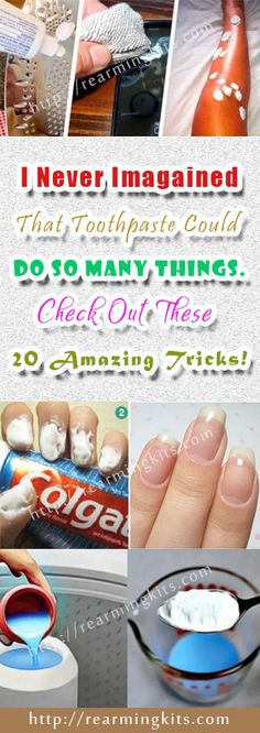 Check Out These 20 Amazing Tricks!