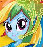 My Little Pony Equestria Girls - Rainbow Dash