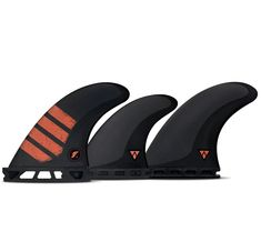 Quillas Futures F4 Alpha 5-Fin Carbon