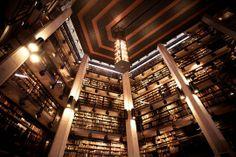 Thomas Fisher Rare Book Library - inside #HarlequinBooks, #Bookish
