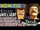 [Self] Willam Murderface (Metalocalypse)  Dark Souls 3   [Sliders at the end]