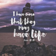 You have eternal life with Jesus!